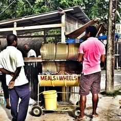Jamaican Style Food Truck