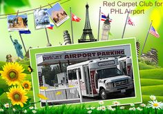 We strive to provide you professional, courteous service that will ensure security, speed, convenience and economy. We committed to make your parking experience as smooth and stress-free as possible.  Red Carpet Club provide discounts on PHL Airport parking, hotel stays, food, and beverages. Join the club and enjoy the perks offered!