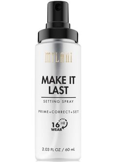 The 7 Best Makeup-Setting Sprays for Summer   StyleCaster
