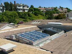 Sky-Tech Glazing Systems/Retractable Skylights