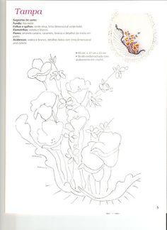 FAÇA JÁ PINTURA EM TECIDO Nº 17 - DinaCosta - Álbuns da web do Picasa