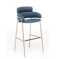 Bar chair / restaurant / makeup / contemporary STRIKE-SG Debi