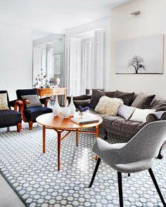 So Dekorieren Sie Ihr Haus Im Retro Stil | Palm Springs Style, Ceilings And  Chandeliers