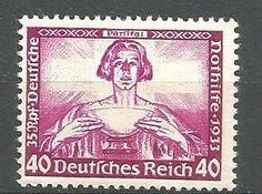 DEUTSCHES REICH - MICHEL nr 507 ,x, (4302) oppføring i Tyskland & koloniene,Europa,Frimerker kategorien på eBid Norge