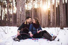 Engagement Photography - Alejandro Photography
