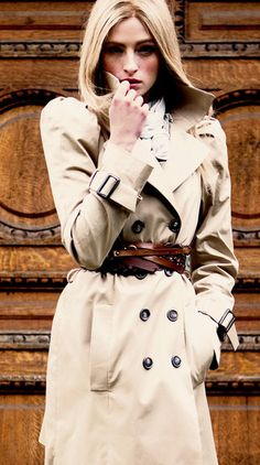 Trench for all occasions.
