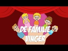The Family Finger - Songtext and Video - Minidisco Music For Kids, Kids Songs, Finger Cartoon, Family Theme, School S, Mini, Daddy, About Me Blog, Activities