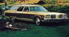 1974 Oldsmobile Custom Cruiser