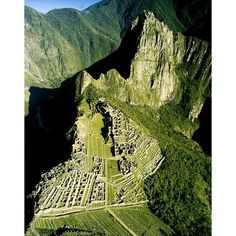 You know that one peak in the background of every Machu Picchu photo? That, our friends, is the peak of Huaynapicchu and you can actually climb to the top of it! We just shared our post on how you can be one of the lucky few each day! l Machu Picchu, Peru l Follow us on Instagram for more!