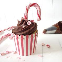 LalaSophie: Zimt & Schoggi Cupcakes