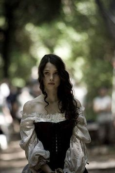 Astrid Berges Frisbey in Pirates of the Caribbean