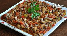 mushroom saute recipe from oktay usta – Mushroom Saute Recipe – Vejeteryan yemek tarifleri – The Most Practical and Easy Recipes Turkish Recipes, Ethnic Recipes, Sauteed Mushrooms, Food Categories, Homemade Beauty Products, Kung Pao Chicken, Travel Size Products, Fried Rice, Pasta Salad