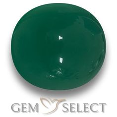 GemSelect features this natural Agate from India. This Green Agate weighs 4.4ct and measures 10.3 x 9.4mm in size. More Oval Cabochon Agate is available on gemselect.com #birthstones #healing #jewelrystone #loosegemstones #buygems #gemstonelover #naturalgemstone #coloredgemstones #gemstones #gem #gems #gemselect #sale #shopping #gemshopping #naturalagate #agate #greenagate #ovalgem #ovalgems #greengem #green Green Gemstones, Loose Gemstones, Natural Gemstones, Buy Gems, Gem Shop, Green Agate, Gemstone Colors, Shades Of Green, Stone Jewelry