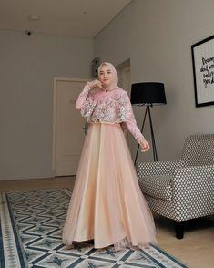 Inspirasi outfit kondangan – N&D<br> Kebaya Muslim, Kebaya Hijab, Kebaya Dress, Dress Pesta, Muslim Dress, Dress Brokat Muslim, Dress Muslim Modern, Modest Fashion Hijab, Muslim Fashion