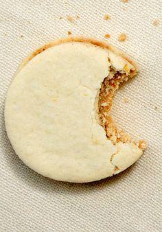 The history of Alfajores (Dulce de Leche Sandwich Cookies). Ah ...