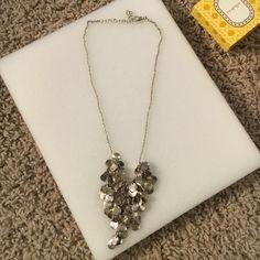 Silver necklace Silver necklace Jewelry Necklaces