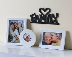 Create your own family photo frame with use from you Dremel Moto-Saw.