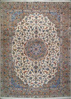 "Buy Tabriz Persian Rug 9' 6"" x 13' 1"", Authentic Tabriz Handmade Rug"