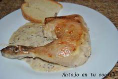 Recetas fáciles y baratas con pollo. Cómo aprovechar un pollo entero en diferentes recetas para todos los gustos. Porque comer pollo no es aburrido.