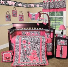 Pink Baby Room 603x600