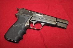 Fabrique Nationale Herstal Browning Hi-Power 9mm 13rd - http://www.RGrips.com Find our speedloader now! http://www.amazon.com/shops/raeind