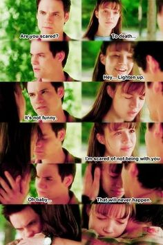 This part is so sad! But sweet.