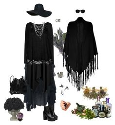 """""""Untitled #192"""" by kat-knowles on Polyvore featuring Samya, Zign, Dear Cashmere, NOVICA, Epoque and Incoco"""