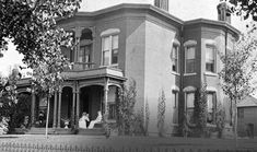 Byers-Evans House Museum | History Colorado