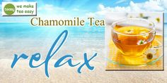 Chamomile Tea Benefits, Natural Sleep Aids, Helping People, Alcoholic Drinks, Relax, Popular, Tableware, How To Make, Dinnerware