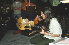 john frusciante | John Frusciante and Josh Klinghoffer