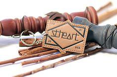 Custom Leather Key Chain
