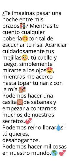 puf si eso fuese verdad,  o si alguien me lo mandara de verdad Faith Quotes, Sad Quotes, Love Quotes, Love Phrases, Love Words, Cute Love, Love You, My Love, Cute Spanish Quotes