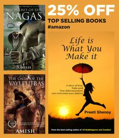 Great offer for book lovers at #Amazon.