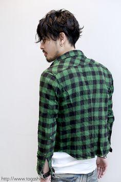 【togashihair】ニュアンスパーマスタイルhttp://www.togashihair.com/?p=5187《#メンズカット#ヘアスタイル#ツーブロックパーマ#fashion#menshairstyle》
