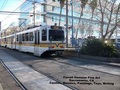 Light Rail in Sacramento, California. Why corporations and billionaires should pay taxes #Koch