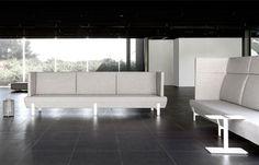 Divano Platform - design Arik Levy - Viccarbe