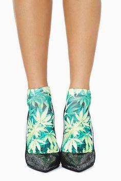 Sweet Reef Ankle Socks