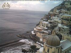 Webcam in diretta da Positano today Dec 31, 2014