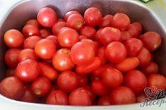 Fantastický domácí kečup | NejRecept.cz Curry, Vegetables, Med, Tomatoes, Top Recipes, Fruit, Food Food, Curries, Veggies