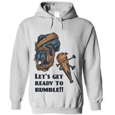 Lets Get Ready To Rumble  Hoodie T-Shirt Hoodie Sweatshirts oeo