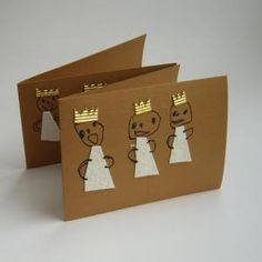 Fler BLOG   melimelum / K*M*B*2012 s dětmi - návod na výrobu přání