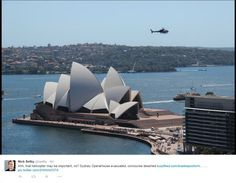 Sydney siege in pictures Opera House, Sydney, Australia, Nice, Building, Places, Pictures, Travel, Chopper