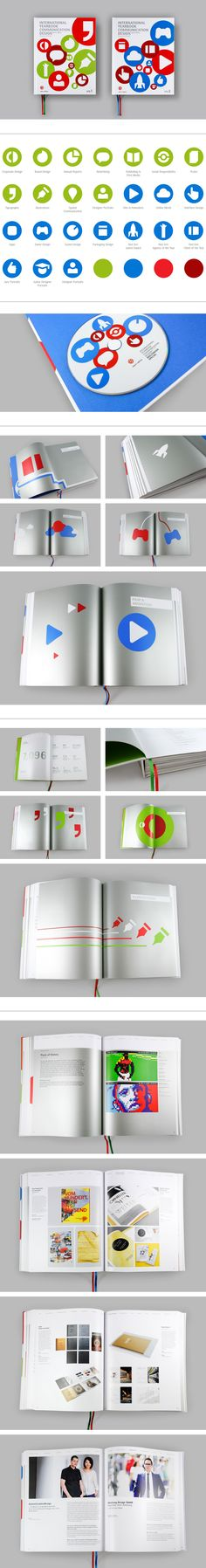 Red Dot Communication Design Yearbook 2014/2015