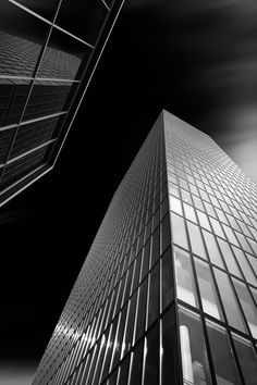 Ascend by Matthias Joesch on White Photography, Skyscraper, Black And White, Abstract, Artwork, Black White Photography, Monochrome, Summary, Skyscrapers