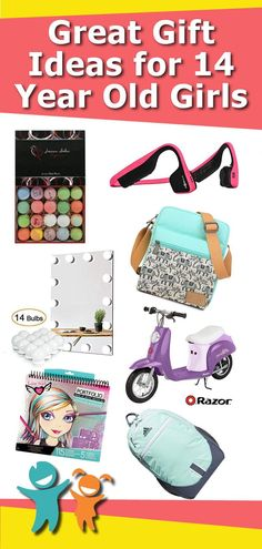 Check out our gift guide to some excellent gifts your 14 year old daughter will love for her birthday or Christmas! Gifts For Young Women, Best Gifts For Girls, Tween Girl Gifts, Cool Toys For Girls, Gifts For Teens, Nine Year Old Christmas Gifts, Christian Christmas Gift, Christmas Gifts For Girls, Christmas Ideas