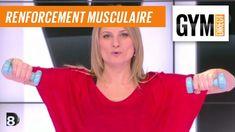 Cours gym : renfort musculaire 6 : Avec des poids
