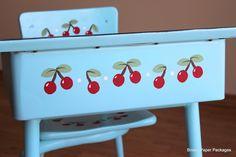 lil' cherry desk