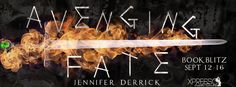 Tome Tender: Avenging Fate by Jennifer Derrick Blitz and Giveaway Clean Teen Publishing Mystery Box (Intl winner would get eBook prizes) Ends Sept 22, 2016