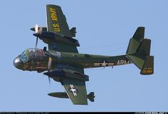 US Army Grumman OV-1D Mohawk (G-134) aircraft picture