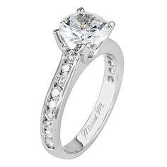 Michael M. Designer Engagement Rings and Wedding Bands | Brides.com